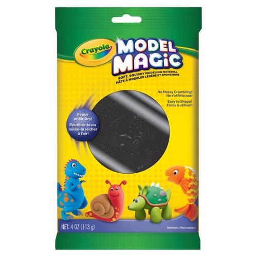 Model Magic Modeling Material - 1 Each - Black