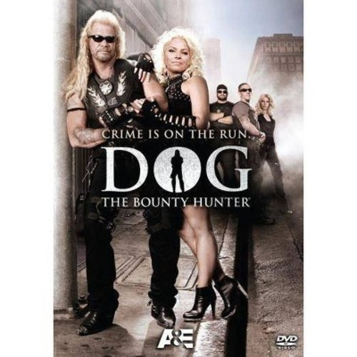 Dog the bounty hunter:Crime is on the (DVD)