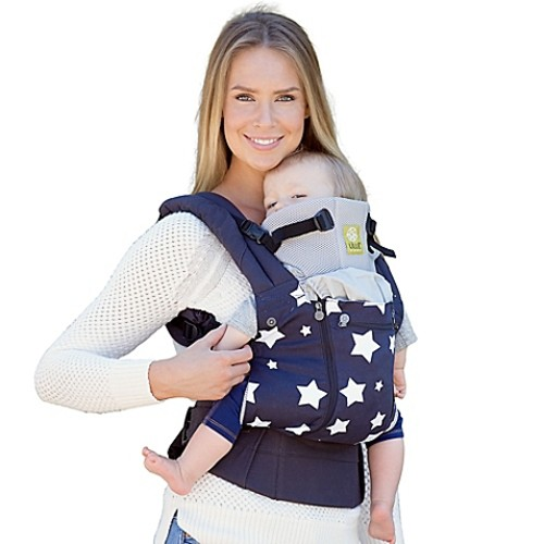 LLLbaby COMPLETE All Seasons Baby Carrier in Stars in our Eyes