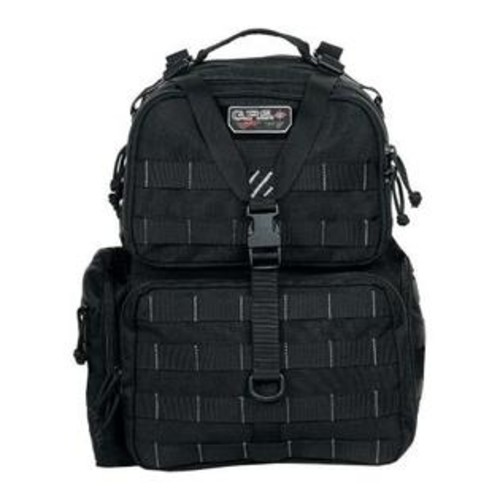 G. Outdoors Products GPS Tactical Tactical Range Backpack, Black