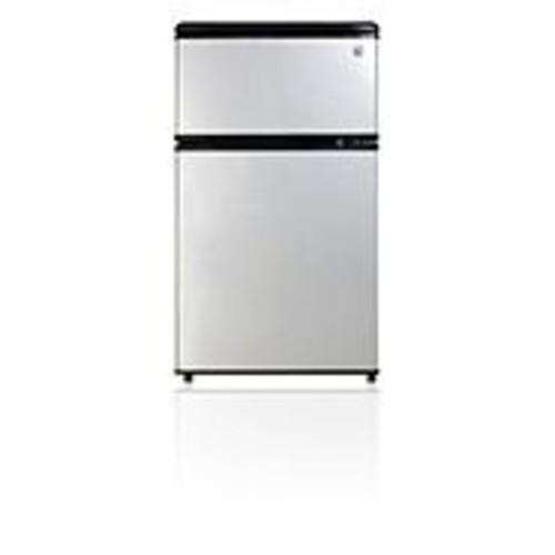 Kenmore 2 Door Compact Refrigerator Stainless Steel