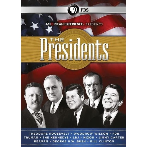 American Experience: The Presidents [17 Discs] [DVD]