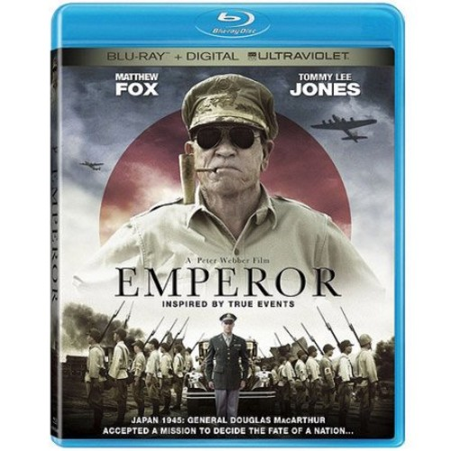 Emperor [Includes Digital Copy] [UltraViolet] [Blu-ray]