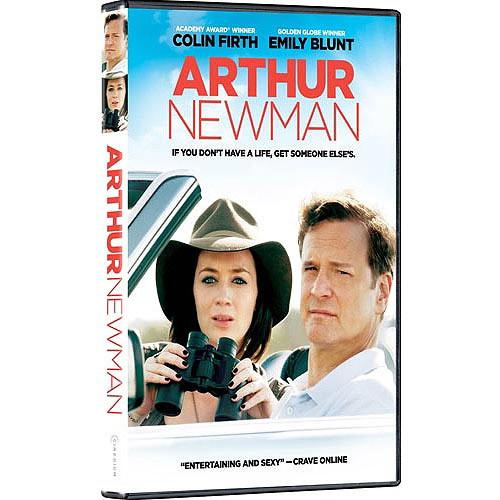 Arthur Newman [2 Discs] [Blu-ray/DVD] [2012]