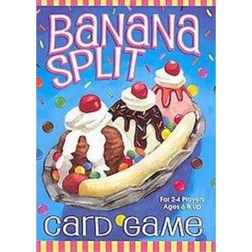 Banana Split Card Game (Cards)