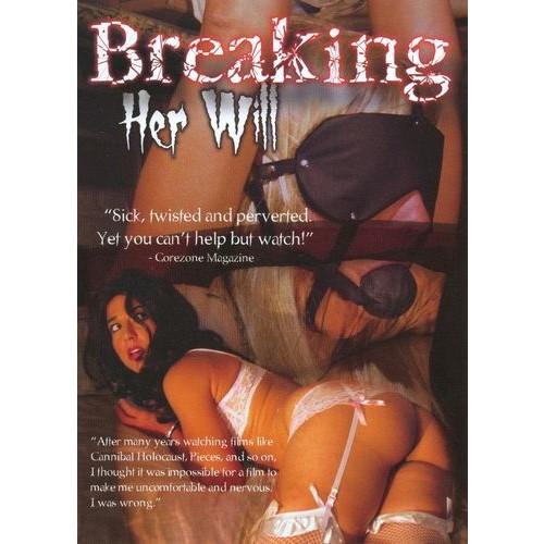 Breaking Her Will [DVD] [2009]