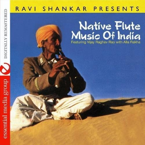 Native Flute Music of India [CD]
