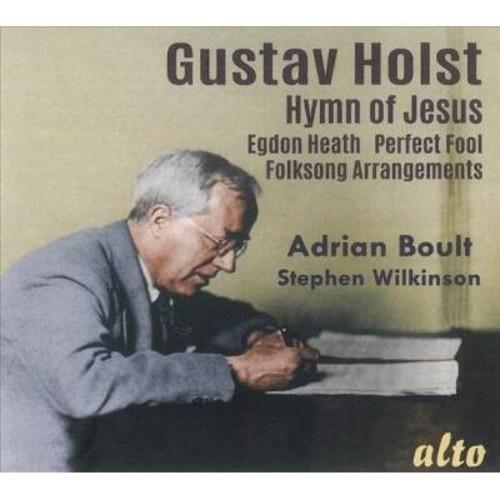 Bbc Symphony Orchest - Holst:Hymn Of Jesus Egdon Heath Perfe (CD)