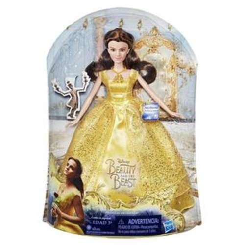 Hasbro,Disney Princess,Disney Disney Beauty and the Beast Enchanting Melodies Belle Doll