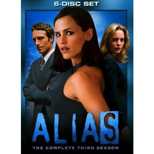 Alias: The Complete Third Season [6 Discs] [DVD]