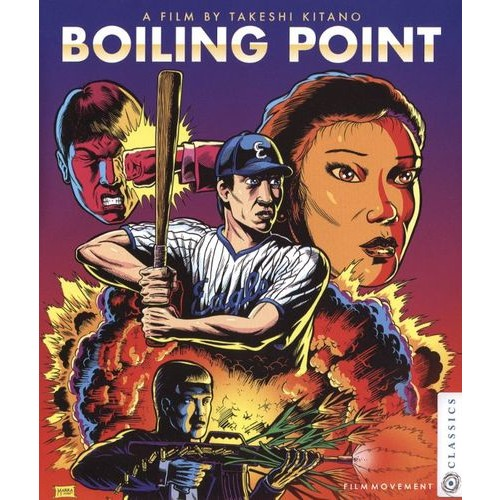 Boiling Point [Blu-ray] [1991]