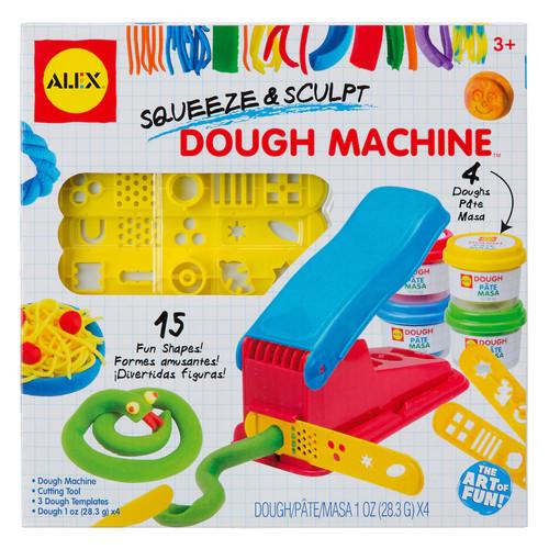 Alex Toys Squeeze and Sculpt Dough Machine