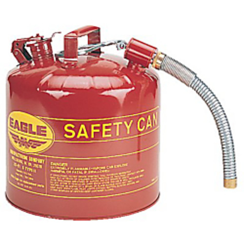 Eagle Type II Safety Can For Flammables With 12