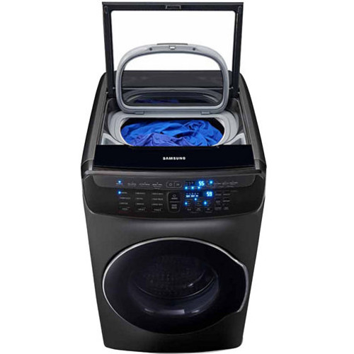 Samsung ENERGY STAR 55 cu ft Total Capacity FlexWash Washer JCPenney
