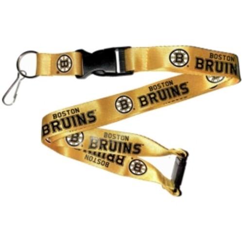 Boston Bruins Gold Lanyard