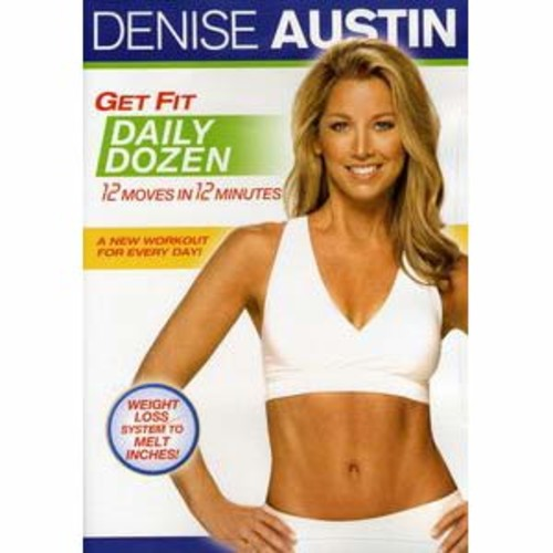 Denise Austin: Get Fit Daily Dozen DD2