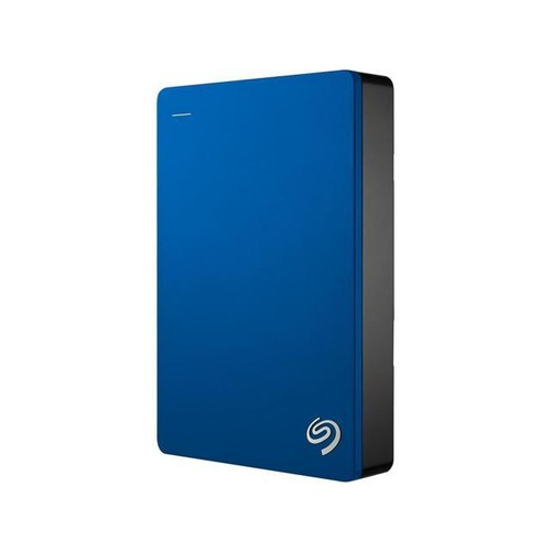 Seagate Backup Plus 5TB USB 3.0 Portable External Hard Drive - STDR5000102 (Blue)