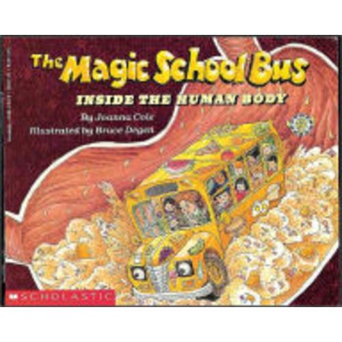 The Magic School Bus Inside the Human Body (Turtleback School & Library Binding Edition)