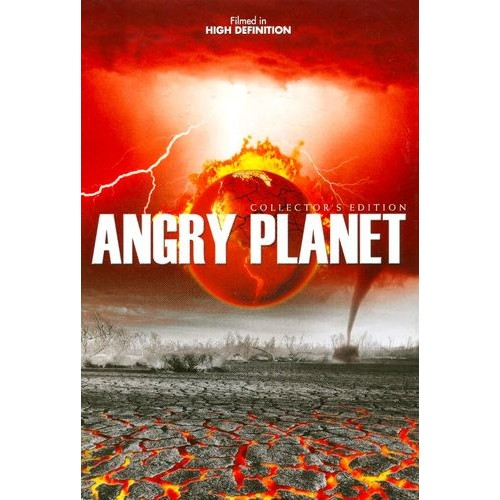 Angry Planet [Collector's Edition] [5 Discs] [Tin Case] [DVD]
