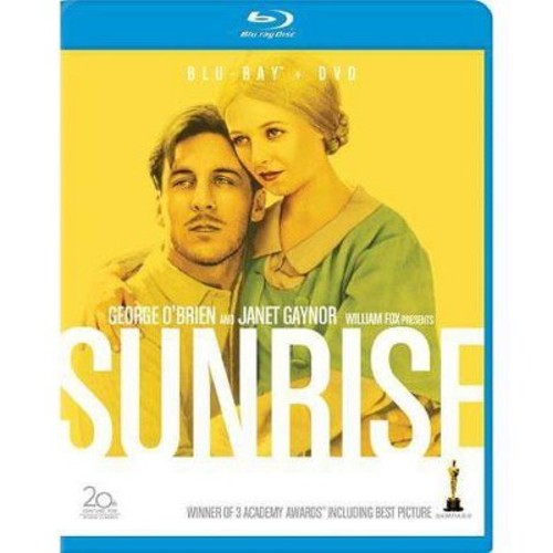 Sunrise [2 Discs] [Blu-ray/DVD]