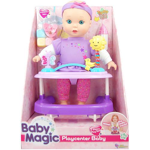 Baby Magic Playcenter Baby Doll Playset