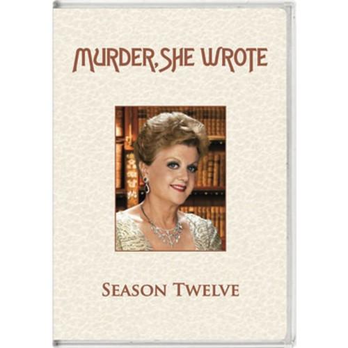 Murder She Wrote: The Complete Twelfth Season (DVD)