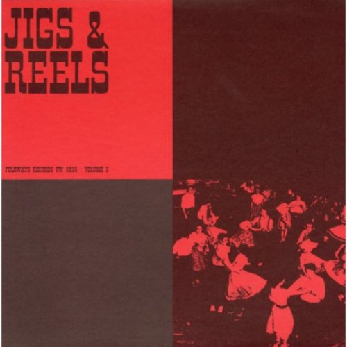 Jigs And Reels, Vol. 2 CD (2012)