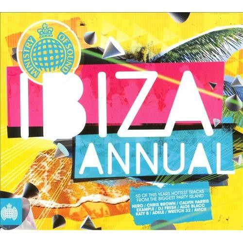 Ibiza Annual 2011 [CD]