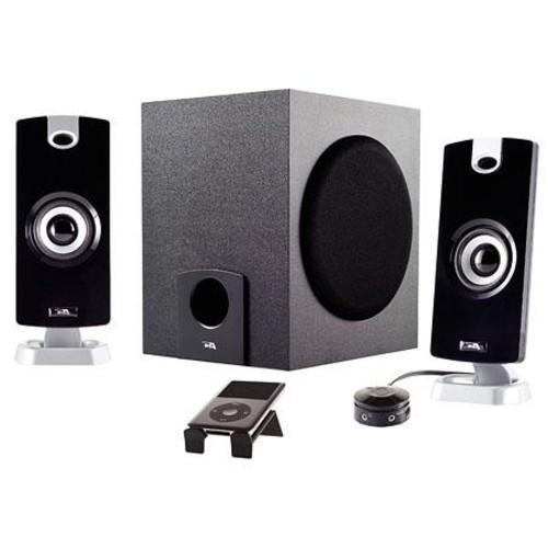 Cyber Acoustics CA-3090 Multimedia Speaker System CA3090