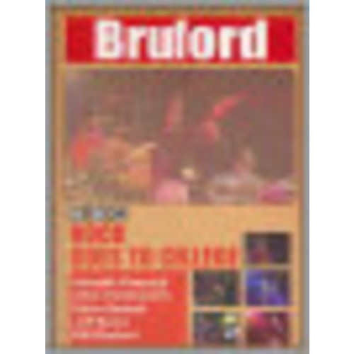 Bruford: Rock Goes to College [DVD]