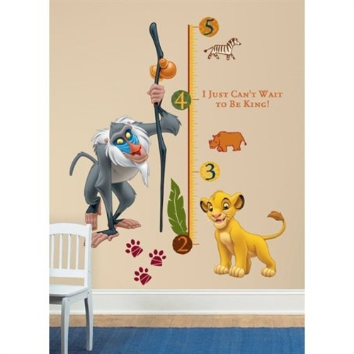 The Lion King Growth Chart