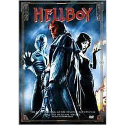 Sony Pictures Hellboy