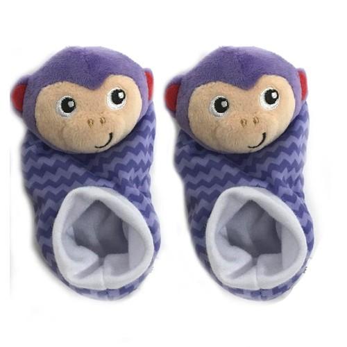 Fisher-Price Rainforest Booties - Monkey