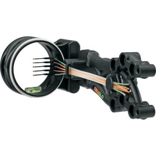 TRUGLO Five-Pin Carbon XS Xtreme Black Bow Sight