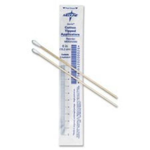 Medline 6-Inch Cotton Tip Applicator (MIIMDS202055)