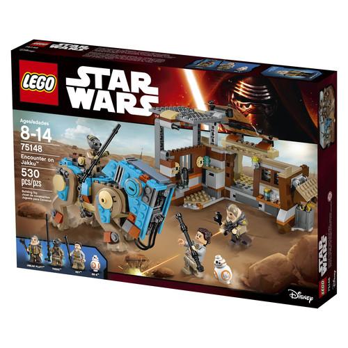 LEGO Disney Star Wars Encounter on Jakku #75148