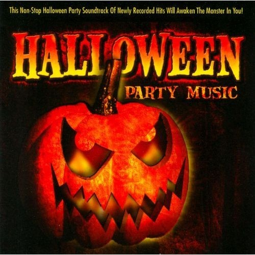 Halloween Party Music [CD]
