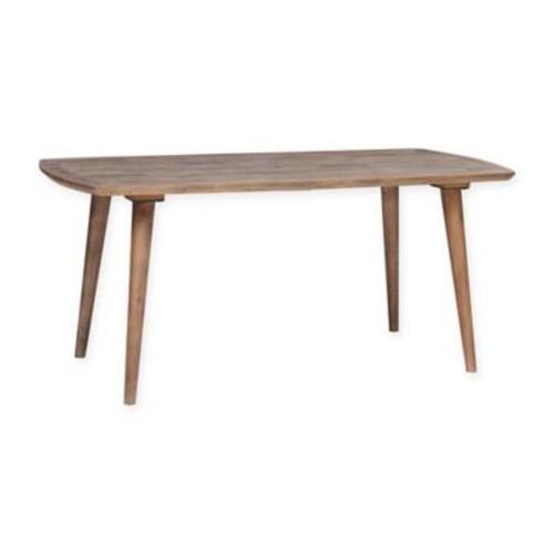 INK+IVY Renu Dining Table in Light Brown