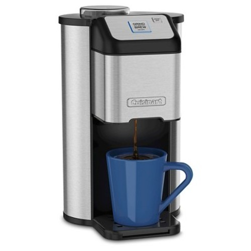 Cuisinart Single Cup Grind & Brew Coffee Maker - Stainless Steel DGB-1