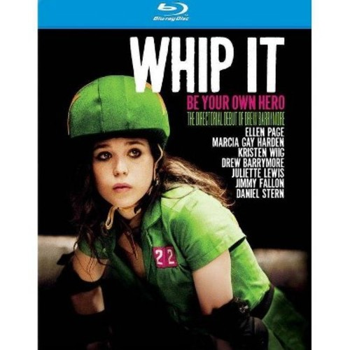 Whip It [Blu-ray] [2009]