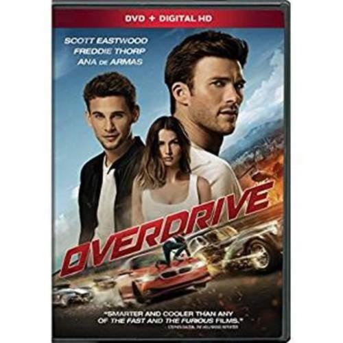 Overdrive [DVD] [Digital HD]