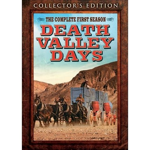 Death Valley Days: The Complete First Season [3 Discs] [DVD]