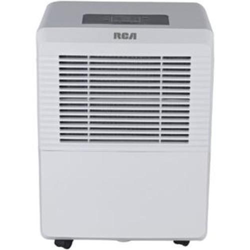 RCA RDH705 2-Speed Dehumidifier, 70-Pint