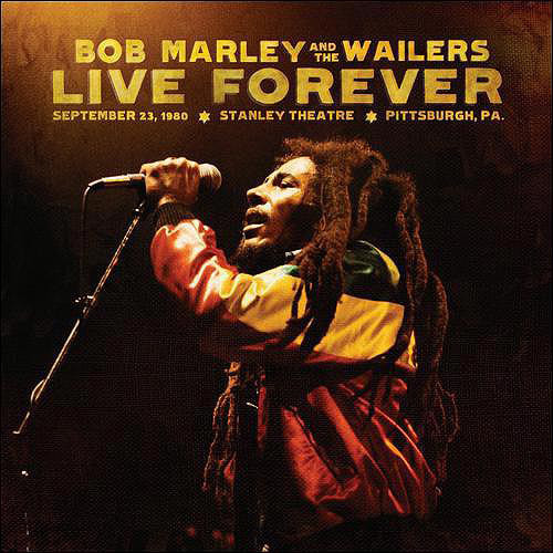 Live Forever: The Stanley Theatre, Pittsburgh [CD]