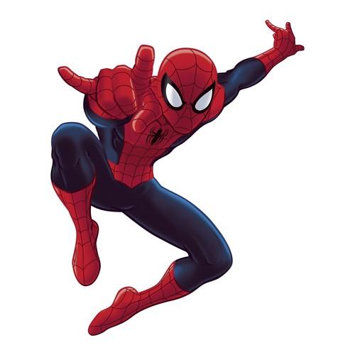 RoomMates Ultimate SpiderMan Peel \u0026 Stick GiantWall Decal