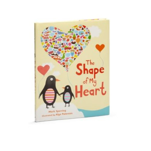 The Shape of My Heart Book