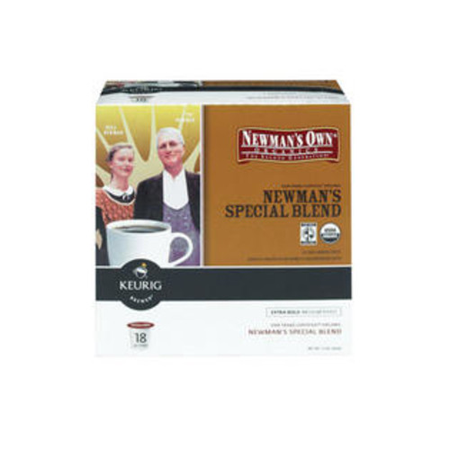 man's Own Keurig Newman's Own Special Blend-Mfg# 120250 - Sold As 2 Units (BX/18)