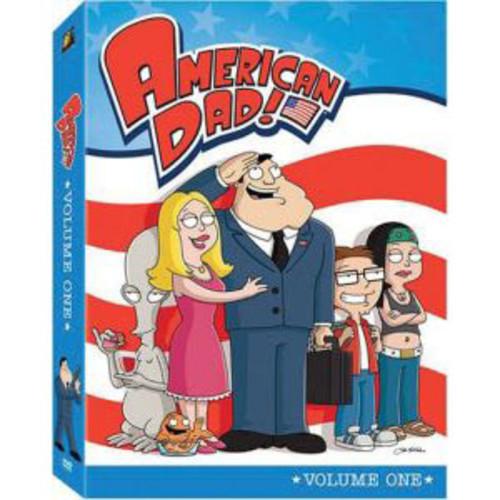 American Dad!, Vol. 1 [4 Discs]