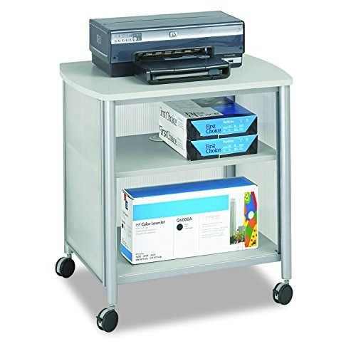 Safco Products 1857GR Impromptu Machine Stand, Gray [Gray]