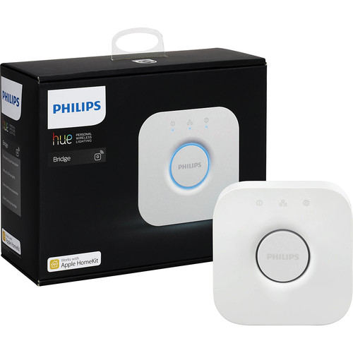 Philips - Hue Bridge 2nd Generation - White